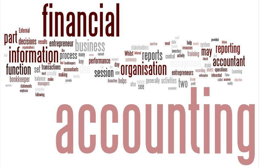 financial accounting information stakeholders duped